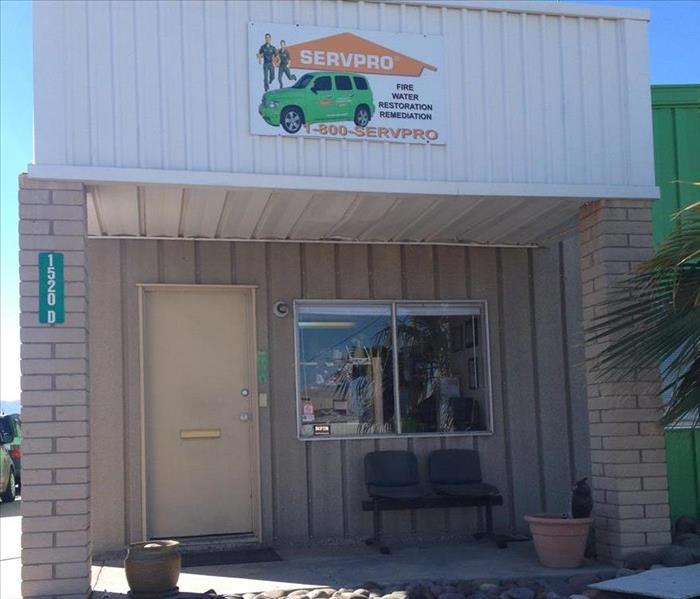 Lake Havasu Home Builder: SERVPRO Of Lake Havasu City / Bullhead City / Kingman