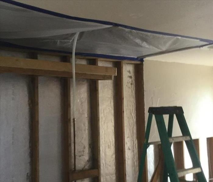 Dryout with Drywall removal
