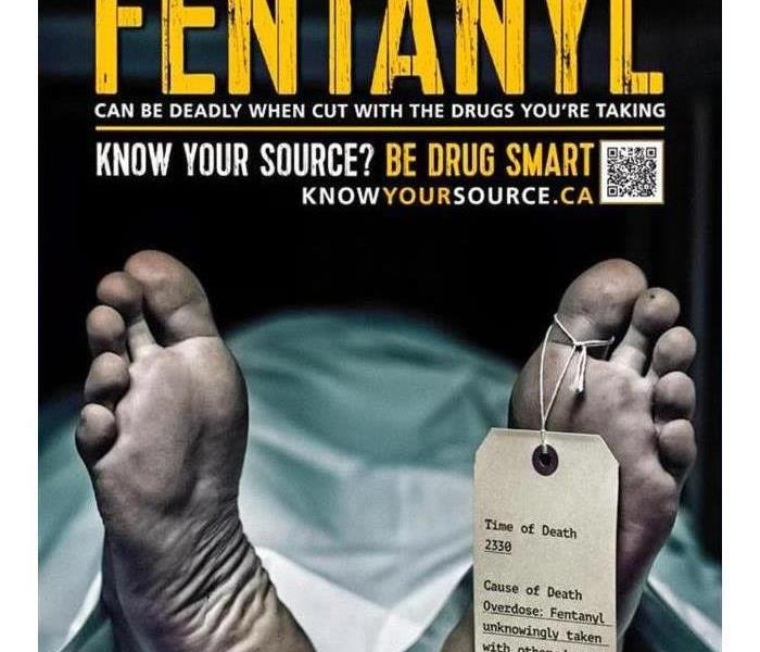 Cleaning Fentanyl- It's In Your Community
